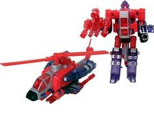 TOPSPIN TRANSFORMERS COLLECTORS CLUB combiner NEXUS MAXIMUS/PRIME MISB