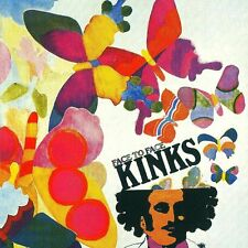THE KINKS - FACE TO FACE - NEW VINYL LP