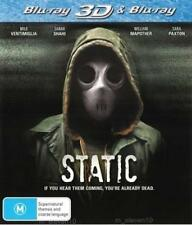 STATIC : Blu-Ray 3D / 2D : NEW