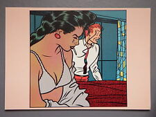R&L Modern Postcard: Adult Comic Art , Gentiane, Walter Minus 81 Retro Design