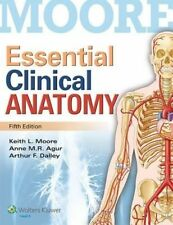Essential Clinical Anatomy - 5th Edition Keith Moore Anne Agur Dalley - 2014