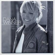 Dana Winner CD Lass Das Leben Gewinnen - 1-track promo in cardsleeve