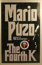 The Fourth K by Puzo Mario - Book - Hard Cover - Fiction - Action/Adventure