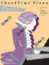 Faber Chordtime Piano Classics, Level 2B