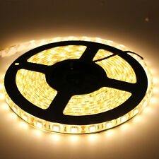 5m LED Strip Light 5050SMD Flexible Warm White Energy Saving 300 Led Strip Light