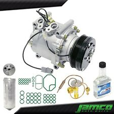 New Complete AC Compressor Kit With Clutch for A/C 96-00 Honda Civic 97-01 CR-V