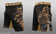 Raven Fightwear Men's Anubis MMA Fight Shorts 34 waist