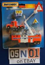 Matchbox Convoy Rare Peterbilt Truck Emergency Centre Unit EM-60 MIB!