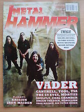 METAL HAMMER 5/2002 Soulfly,Tool,Neil Young,Metallica,Dream Theater,Iron Maiden