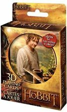 The Hobbit 3D Lenticular Deck in Tin New By Cartamundi