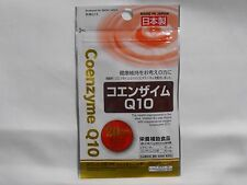 SUPPLEMENT COENZYME Q10 MADE IN JAPAN Produced for DAISO JAPAN