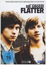 DIE GROSSE FLATTER 2 DVD TV FILM JOCHEN SCHRÖDER NEU