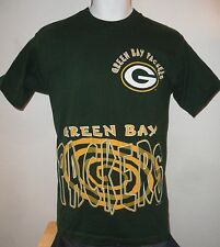 Real Deal VINTAGE ORIGINAL 1996 1990s GREEN BAY PACKERS NFL FOOTBALL T SHIRT L