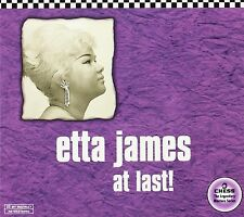 "ETTA JAMES ""AT LAST!"" CD NEU"