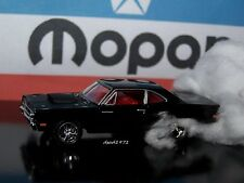 MOPAR 1969 69 PLYMOUTH ROAD RUNNER 1/64 SCALE DIECAST MODEL COLLECT - DIORAMA