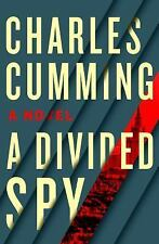 Thomas Kell: A DIVIDED SPY 3 by Charles Cumming 2/17 ARC Paperback FREE SHIPPING