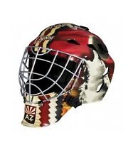 ARIZONA COYOTES Full Size Youth NHL Hockey GOALIE MASK (NHL LICENSED)