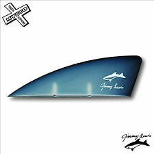 "JIMMY LEWIS 2.0"" KITEBOARD FIN G-10 TWINTIP KITE BOARD SURF BRAND NEW"