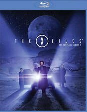 The X-Files The Complete Eighth Season 8th (Blu-ray Disc, 2015, 6-Disc Set) NEW
