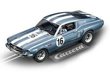 Carrera 1/32 Evolution Ford Mustang GT #16 Slot Car 27525 CRA27525