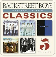 Backstreet Boys - Original Album Classics [New CD] Boxed Set