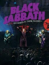 Black Sabbath Live: Gathered in Their Masses [Video] by Black Sabbath (DVD,...