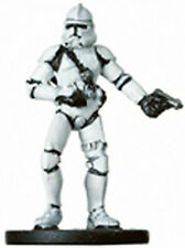 STAR WARS MINIATURES C CLONE TROOPER GUNNER 11/60 RoS
