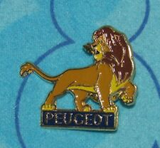Disney Pin LION KING SIMBA PEUGEOT SEDESMA  FREE SHIP AFTER 1