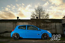 Renault Clio 197 / RS200 *REAL* Carbon Fibre Side Skirt Spats