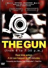 The Gun (from 6 To 7:30 P.M.) (DVD, 2003) Action Suspense Film Crime Thriller NR