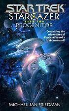 Progenitor Bk, 2 by Michael Jan Friedman (2002, Paperback)