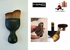 Mac Brush Pro Tailoring Curved Face ,MAC Oval Brush  Professional Foundation