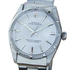 *Rolex Oyster 1003 Stainless Steel Vintage Automatic Swiss Mens W... Lot 2061498