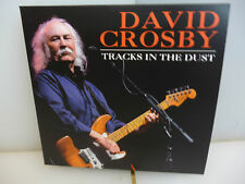 DAVID CROSBY-TRACKS IN THE DUST.SANTA BARBARA, USA 2014-2CD DIGIPACK-NEW SEALED.