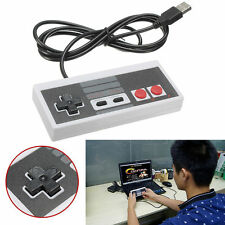 USB Classic Gaming Controller Gamepad For Nintendo NES Raspberry Windows PC Mac