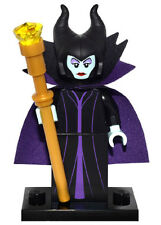 Genuine Lego 71012 Disney Series Minifigure no. 6 Maleficent w/ Poster