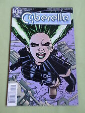 CYBERELLA - HELIX DC COMIC-USA  - OCT 1996 -  # 2  - VG
