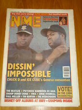 NME 1994 DEC 3 ICE CUBE CHUCK D NWA OFFSPRING