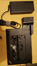 Lenovo Thinkpad 433835U Mini dock Docking Station with USB 3.0 W520 W530 170w ac