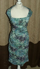 Phase Eight / 8 Claudette Crush dress Size 18 RRP £140!!