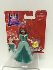 Disney Princess Little Kingdom Ariel & Flounder Magic Clip Figure Little Mermaid