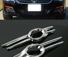Chrome Fog light Cover Trim For VW Volkswagen PASSAT CC 2009 2010 2011