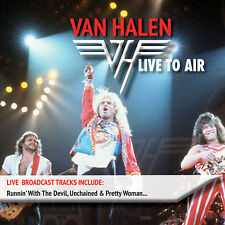 Van Halen - Live To Air (SFMCD269)