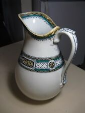 Very Rare Vintage Collectible Unique F.C. & Co ARGOS Large Pitcher Vase