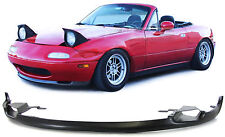 FRONT BUMPER LIP SPOILER WITH AIR INTAKES FOR THE MAZDA MX5 NA MODEL 1989-1998