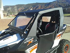 Alumilite Armor Can Am Maverick Cab Enclosure with Tip out Windshield