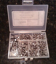 TRAXXAS Revo, e-Revo, 260+ Piece Stainless Steel Hex Screw Kit NIB