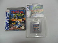 Race Days 2 Full Games on 1 cartridge - Game Boy - Gameboy GB - PAL - Completo
