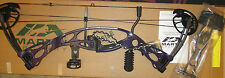 NEW 2015 Martin Krypton Equalizer PURPLE Compound Bow Package RH 50lb 50#