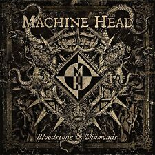 MACHINE HEAD - BLOODSTONE & DIAMONDS  CD NEU